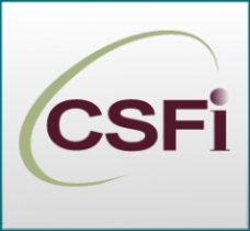 CSF International logo